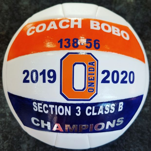 Custom volleyball