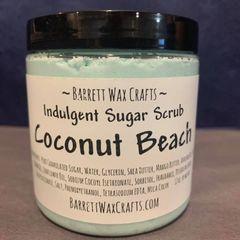 Indulgent Sugar Scrub - Coconut Beach