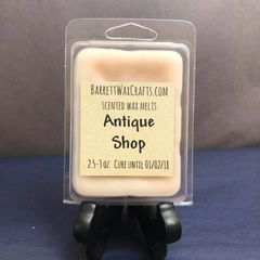 Antique Shop scented wax melt.