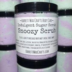 Indulgent Sugar Scrub - Snoozy Scrub