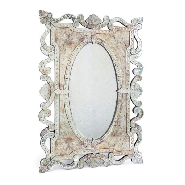 Venetian Mirror 6' Feet Tall Handmade