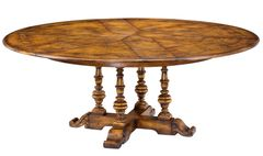 Jupe Dining Table Adjustable Solid Oak