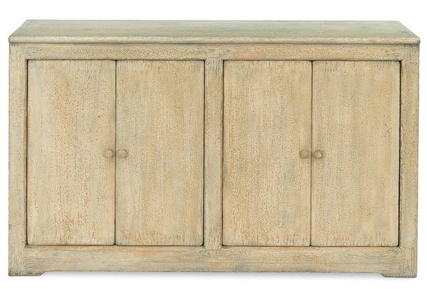 Minimalist Cabinet Pine w/ Cool Finish