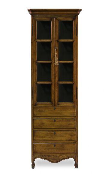 Document Cabinet Reclaimed Pine Vintage