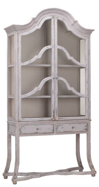 French Country Cabinet Pine Vintage Vibes