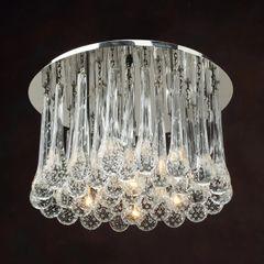 Ceiling Light Hand-blown Venetian Glass