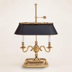 Solid Brass Lamp Traditional Free Shipping
