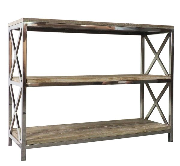 Industrial Style Shelf Rustic Ships Free