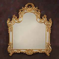 Gold Umbria Mirror Louis XV
