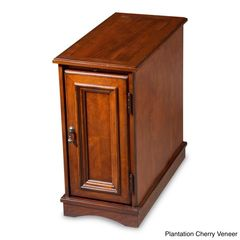 Side Cabinet Table Several Finishes Available
