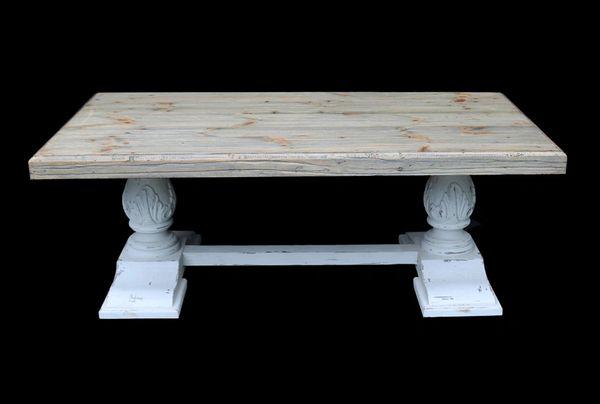 Coastal Coffee Table Rustic Driftwood
