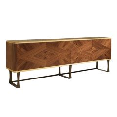 4 Door Credenza Hand Made in Italy