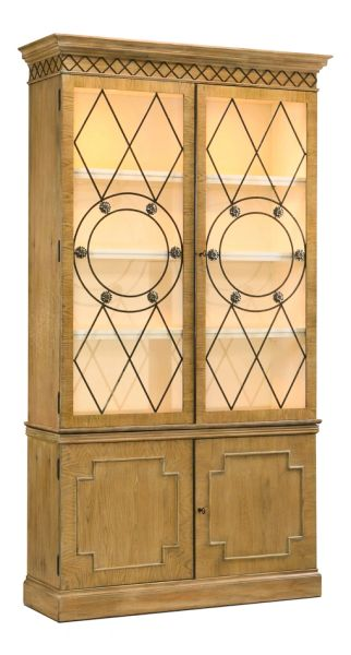 Regal China Cabinet Case