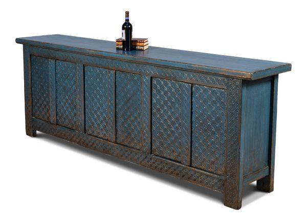 Persia Blue Sideboard