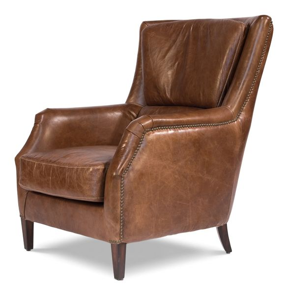 The New Club Leather Chair