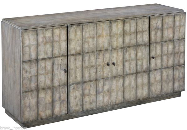 Oyster Cabinet Sideboard in Walnut