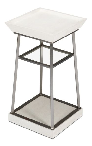 Working White Drink Table Tray like Top