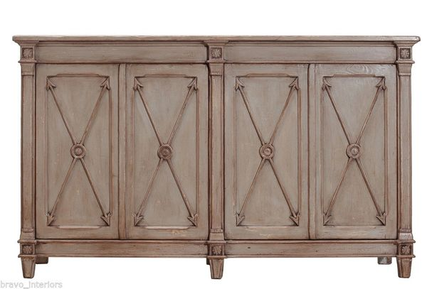 Sideboard Cabinet Bow & Arrow in Gray