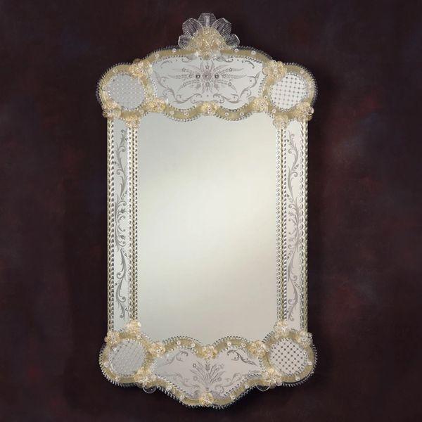 Venetian Mirror Large Handmade in Italy