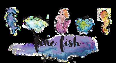 Fine Fish Yarns