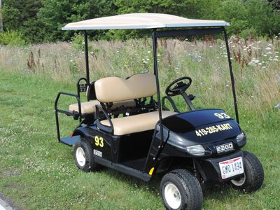 Erie Island Carts - Golf Cart Rental, Put in Bay, OH