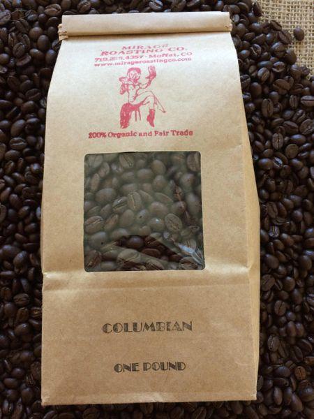 COLOMBIAN - 1 lb. Bag