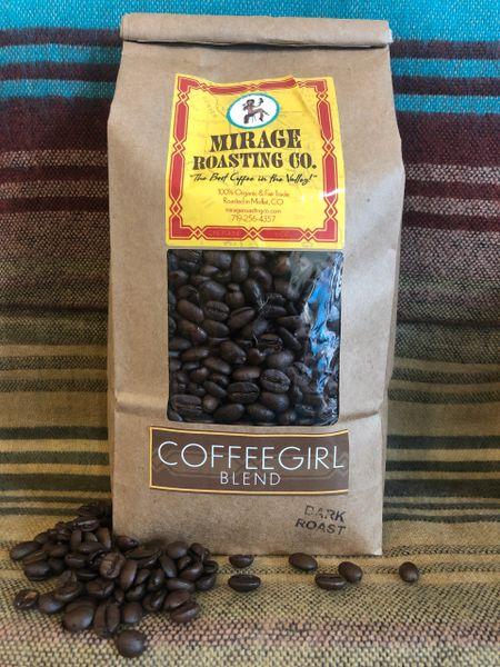 COFFEEGIRL BLEND - 1 lb. Bag