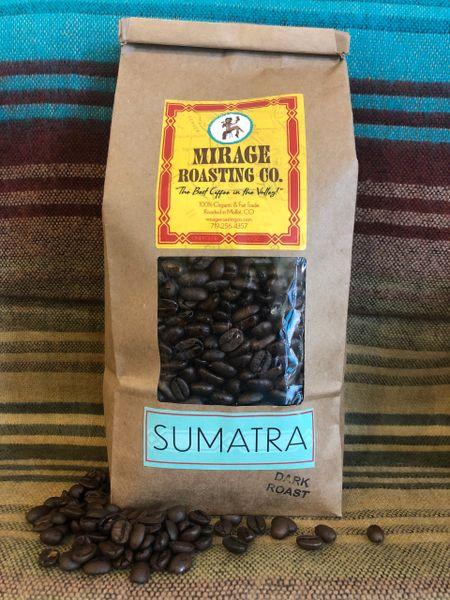 SUMATRA - 1 lb. Bag