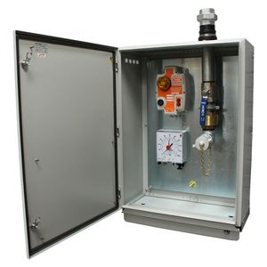 Fuel Fill Point Cabinet