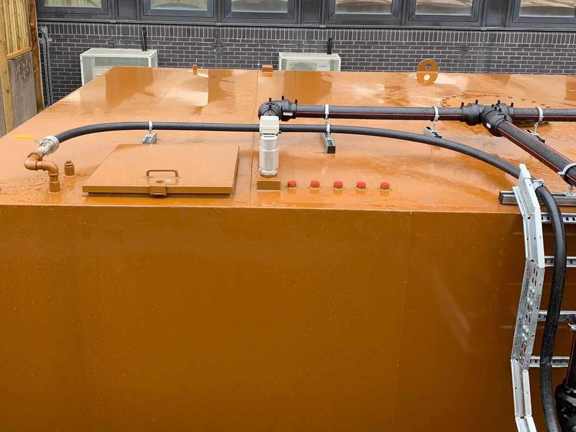 Generator Pipework Systems