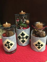 Holiday Decoratives (handmade)