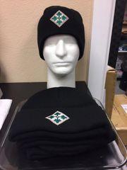 4th ID Black Watch Cap