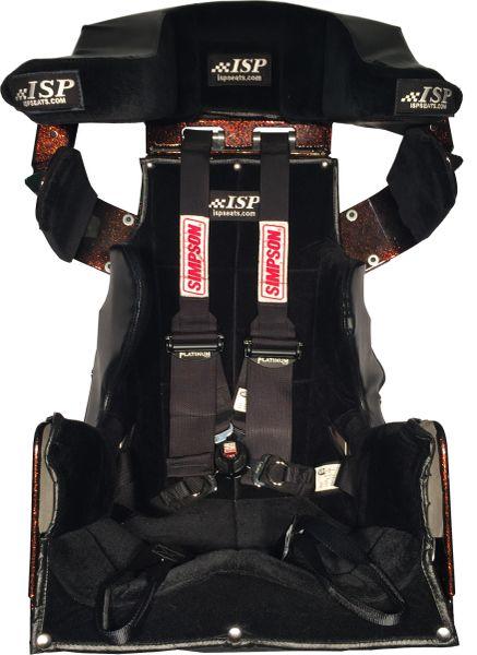 ISP Seat SFI Certified ABTS 39.1 Race Seat Package
