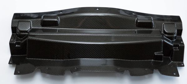 2007-2015 Jaguar XKR-S/ XKR/ XK Carbon Fiber Engine Panel Kit