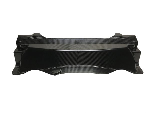 Jaguar F-Type Carbon Fiber Radiator Panel