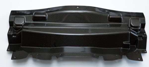 2007-2015 Jaguar XKR / XK Carbon Fiber Radiator Panel