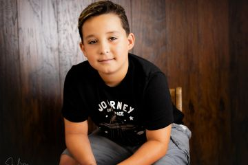 My grandson Garrison looking all handsome in his photo session