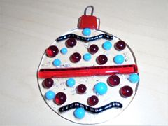 Bauble Ball Ornament
