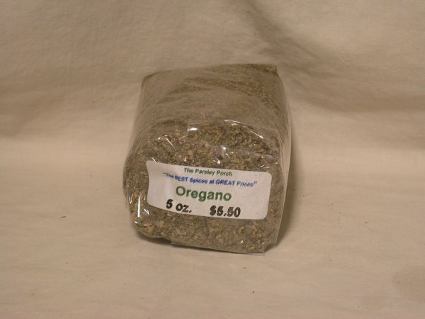 Oregano, 5 oz.