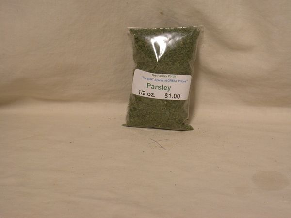 Parsley, 1/2 ounce