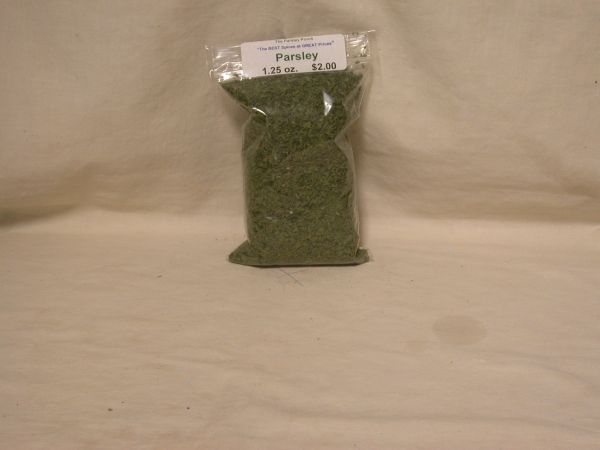 Parsley, 1.25 ounces