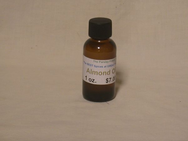 Almond Oil, 1 oz