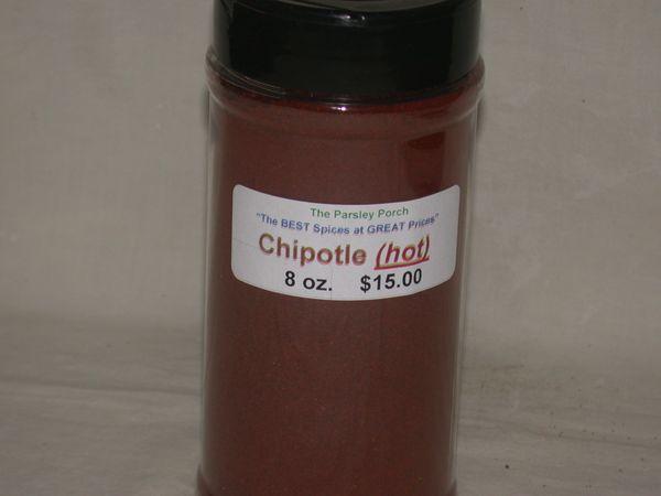 Chipotle, 8 oz., Large shaker
