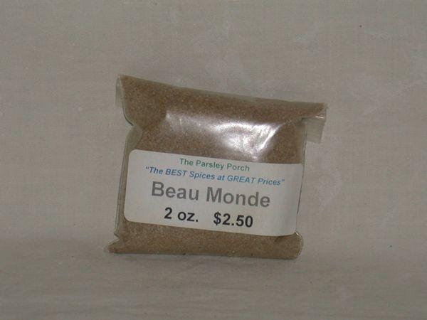 Beau Monde, 2 oz
