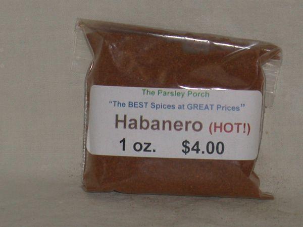Habanero, 1 oz.