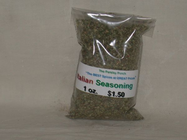 Italian Seasoning, 1 oz.