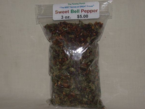 Peppers, Sweet Bell, 3 oz.