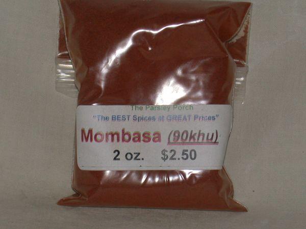 Mombasa (90 khu cayenne), 2 oz.