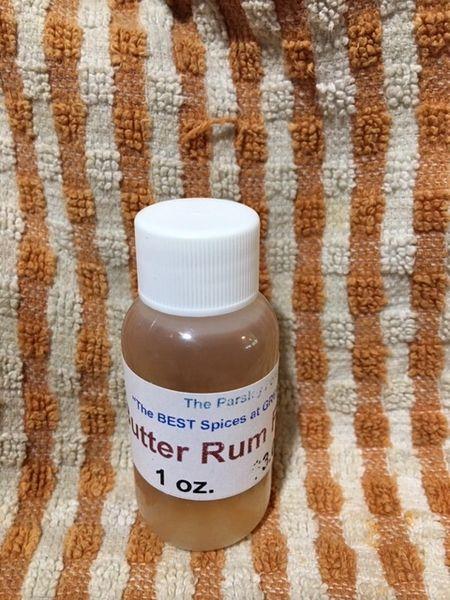 1 oz. Butter Rum Flavor