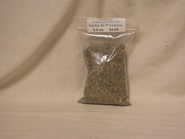 Herb de Provence, 2.5 oz.